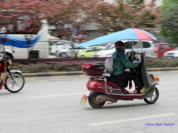 Trung Quốc trong mắt của du khách Việt