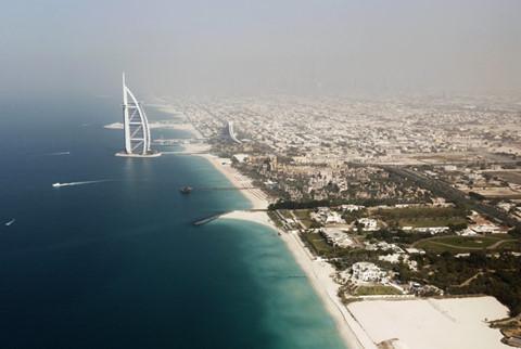 Hinh anh cho thay Dubai xung danh 'Manhattan vung Trung Dong' hinh anh 10