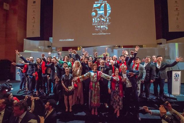 Khám phá 4 điều mới mẻ tại sự kiện 50 Nhà hàng Xuất sắc nhất Thế giới 2019 - Ảnh 1.