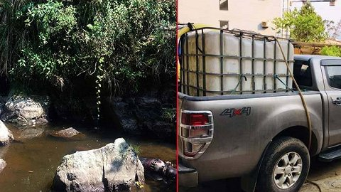 Sapa cạn kiệt nước: Dân nhường nước tưới tiêu để đảm bảo sinh hoạt dịp nghỉ lễ 30/4