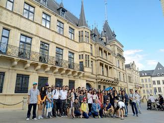 Người Việt lạc trong quần thể kiến trúc Reims mê đắm - ảnh 4