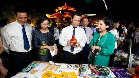 Không gian văn hóa, du lịch các dân tộc Hà Giang tại Hà Nội
