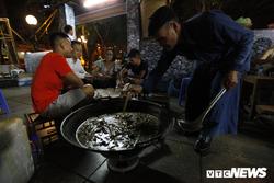 Anh, video: An thang co, thuong thuc cac san vat nui rung Ha Giang giua long Ha Noi hinh anh 10