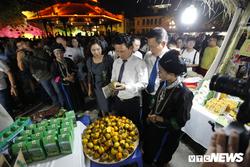 Anh, video: An thang co, thuong thuc cac san vat nui rung Ha Giang giua long Ha Noi hinh anh 6