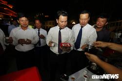 Anh, video: An thang co, thuong thuc cac san vat nui rung Ha Giang giua long Ha Noi hinh anh 5