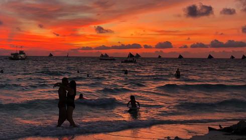 Du lịch Philippines phải ghé đảo Boracay thuộc hàng đẹp nhất châu Á - ảnh 12