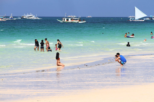 Du lịch Philippines phải ghé đảo Boracay thuộc hàng đẹp nhất châu Á - ảnh 5