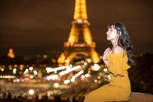 9X thuc hien giac mo Paris trong chuyen di mua thu hinh anh 7