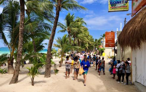 Du lịch Philippines phải ghé đảo Boracay thuộc hàng đẹp nhất châu Á - ảnh 10