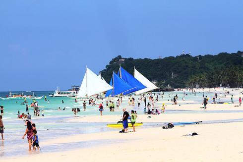 Du lịch Philippines phải ghé đảo Boracay thuộc hàng đẹp nhất châu Á - ảnh 7