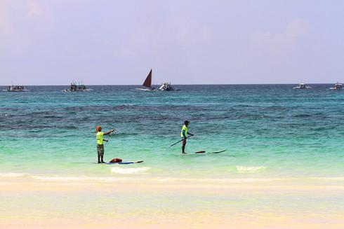 Du lịch Philippines phải ghé đảo Boracay thuộc hàng đẹp nhất châu Á - ảnh 8