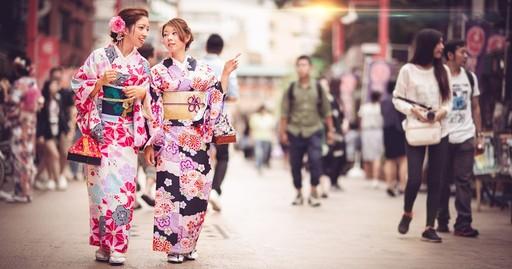 6 quy tac nghiem ngat khi mac kimono o Nhat Ban hinh anh 3