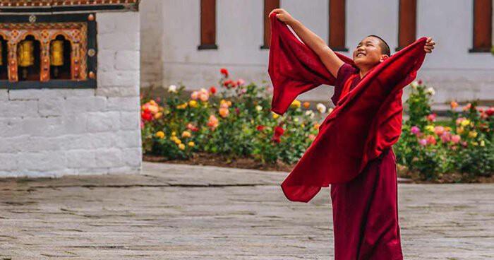 Mua tuyet roi tai quoc gia hanh phuc Bhutan hinh anh 15