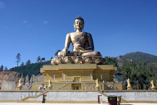 Mua tuyet roi tai quoc gia hanh phuc Bhutan hinh anh 23