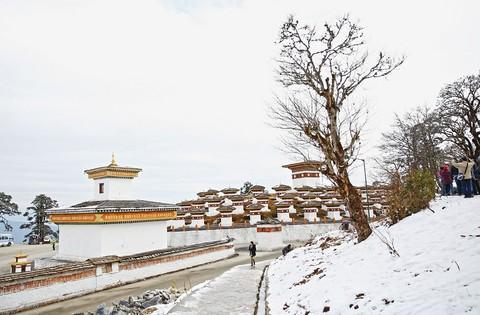 Mua tuyet roi tai quoc gia hanh phuc Bhutan hinh anh 13