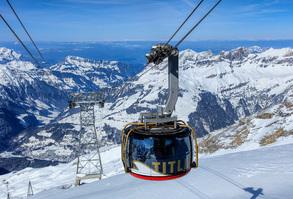 Vẻ đẹp Thụy Sĩ vào mùa đông - Ảnh 5.