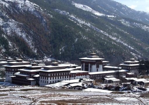 Mua tuyet roi tai quoc gia hanh phuc Bhutan hinh anh 8