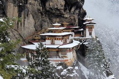 Mua tuyet roi tai quoc gia hanh phuc Bhutan hinh anh 7