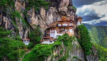 Mua tuyet roi tai quoc gia hanh phuc Bhutan hinh anh 2