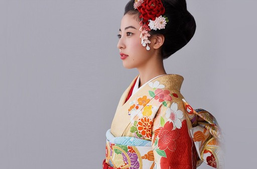 6 quy tac nghiem ngat khi mac kimono o Nhat Ban hinh anh 6
