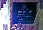 Hai gia đình khóc chung một mộ ở Ninh Bình