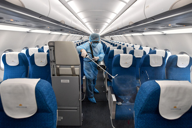 Giá vé máy bay Sài Gòn - Hà Nội rẻ kỷ lục, chỉ vài trăm ngàn thời dịch Covid-19 - ảnh 2
