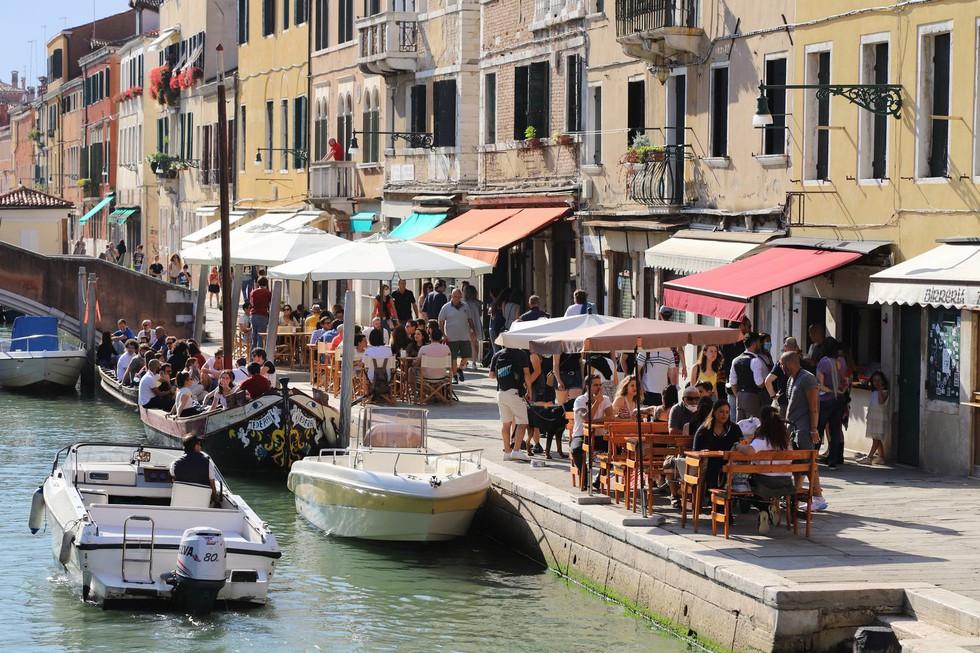 Người Việt ở nước Ý: Du lịch Venice đã hồi sinh trở lại
