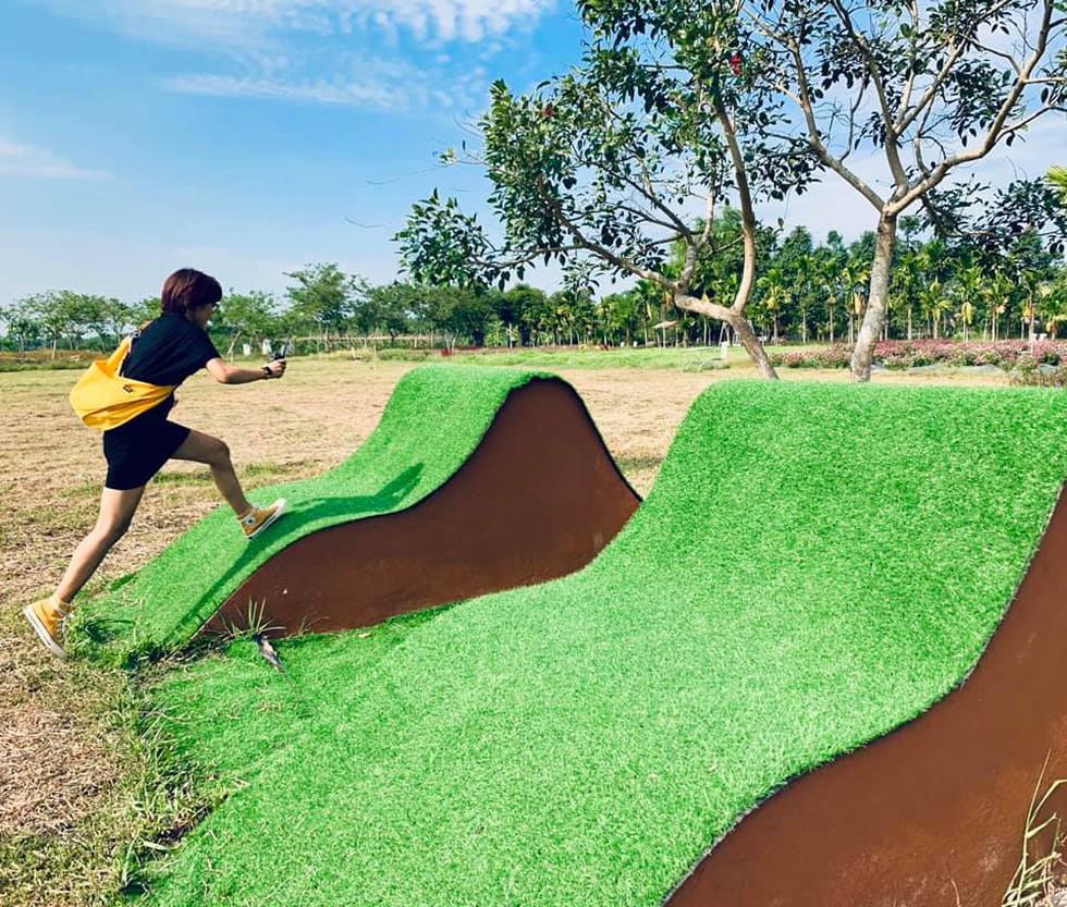 Farmstay mở cửa đón khách trở lại, thu hút người Sài Gòn - ảnh 11