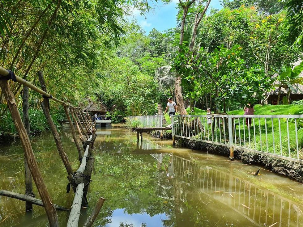Farmstay mở cửa đón khách trở lại, thu hút người Sài Gòn - ảnh 4