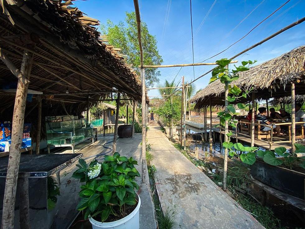 Farmstay mở cửa đón khách trở lại, thu hút người Sài Gòn - ảnh 5
