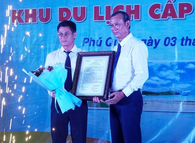 Đảo Phú Quý trở thành khu du lịch cấp tỉnh - ảnh 1
