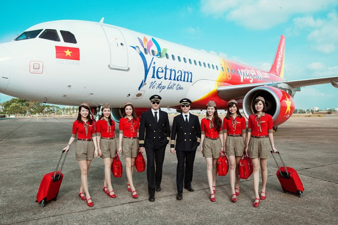 Vietjet cùng Facebook quảng bá du lịch Việt Nam: Siêu khuyến mãi giảm 50% giá vé