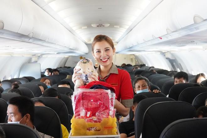 Vietjet cùng Facebook quảng bá du lịch Việt Nam: Siêu khuyến mãi giảm 50% giá vé - ảnh 1