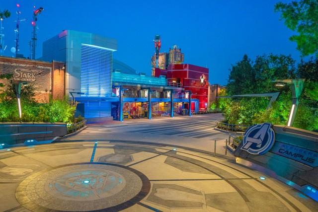 Disneyland sẽ ra mắt khuôn viên Avengers vào tháng 6 - Ảnh 1.