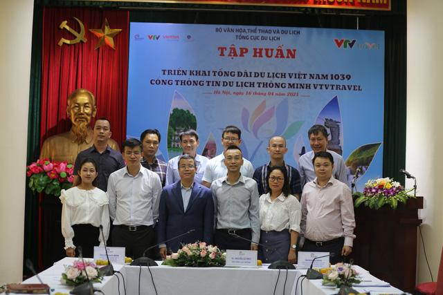 Tổng cục Du lịch tổ chức chương trình tập huấn nghiệp vụ triển khai Tổng đài du lịch Việt Nam 1039 - Ảnh 5.