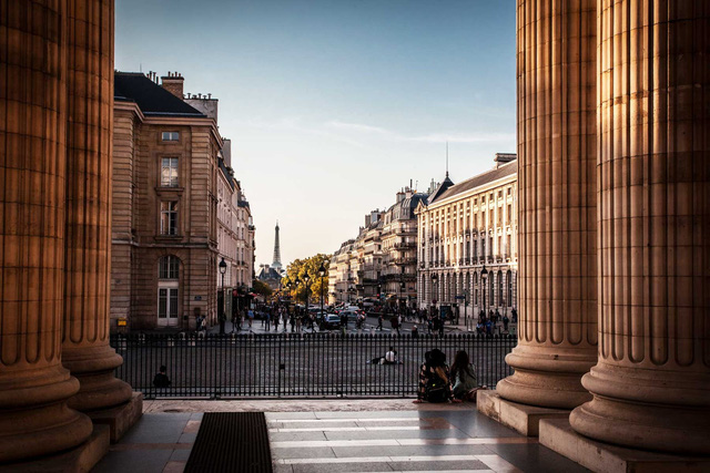 Pháp đón du khách toàn cầu từ tháng 6 - Ảnh 2.