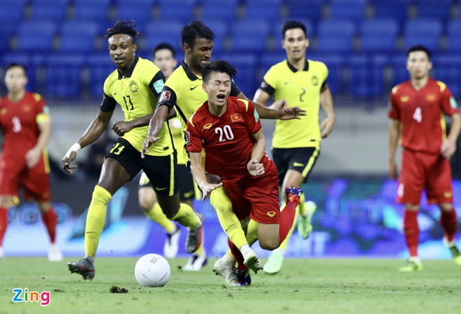 Malaysia vs Viet Nam anh 8