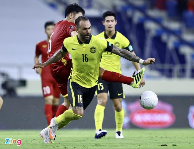 Malaysia vs Viet Nam anh 2